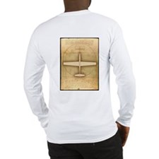 Vitruvian JART Long Sleeve T-Shirt