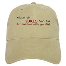The Voices Baseball Cap