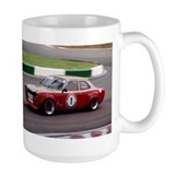 Unique Car race Coffee Mug