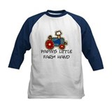 Papa's little farm hand Tee