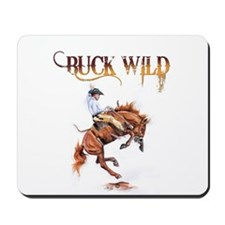 Buck wild Mousepad