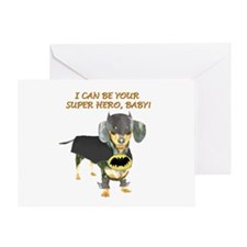 Your Super Hero Greeting Card