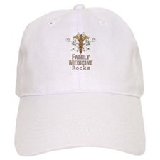 Family Medicine Rocks Baseball Cap