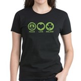 Peace Love Ireland Tee