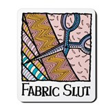 Fabric Slut Mousepad