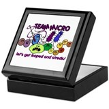 I Love Bacteria Keepsake Box