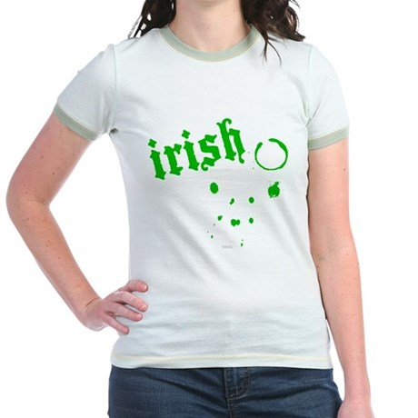 Irish Jr Ringer T-Shirt