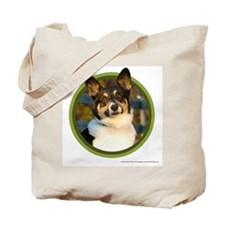 Corgi Art Tote Bag