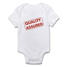 Quality Assured Infant Bodysuit