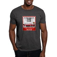 """""""1951 Packard Ad"""" T-Shirt"""