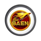 Baen logo Wall Clock