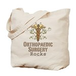 Orthopaedic Surgery Rocks Tote Bag