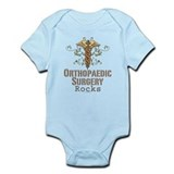 Orthopaedic Surgery Rocks Onesie