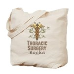 Thoracic Surgery Rocks Tote Bag