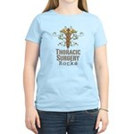 Thoracic Surgery Rocks Women's Light T-Shirt