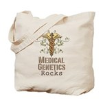 Medical Genetics Rocks Tote Bag