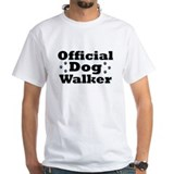 Official Dog Walker Shirt
