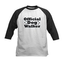 Official Dog Walker Tee