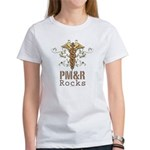 PM and R Rocks Women's T-Shirt