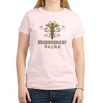 Neurosurgery Rocks Women's Light T-Shirt