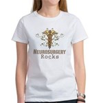 Neurosurgery Rocks Women's T-Shirt