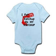 Ketchup Lovers Infant Bodysuit