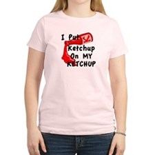 Ketchup Lovers T-Shirt