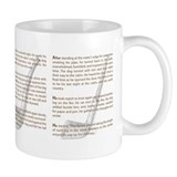 A Pipe Smoker's Tale Small Mug