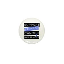 Support Stomach Cancer Mini Button (100 pack)