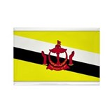 Brunei Rectangle Magnet (100 pack)