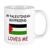 My Panamanian Boyfriend Loves Me Mug