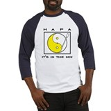 """Hapa Turntable"" t-shirts and Baseball Jersey"