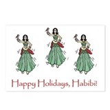 Habibi Holiday Postcards (Package of 8)