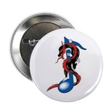 "Cute Creek pride 2.25"" Button (10 pack)"