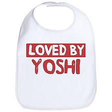 Loved by Yoshi Bib