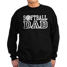 Softball Dad Sweatshirt