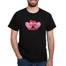 Papa Loves Garrett T-Shirt