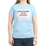 Proud Father Of An INDEXER T-Shirt