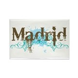Madrid Rectangle Magnet