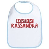 Loved by Kassandra Bib