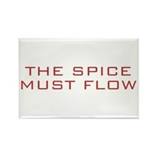 The Spice Must Flow Rectangle Magnet (100 pack)