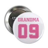 "Pink Grandma 09 2.25"" Button (10 pack)"