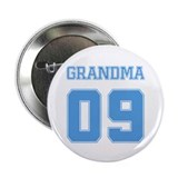 "Blue Grandma 09 2.25"" Button (100 pack)"