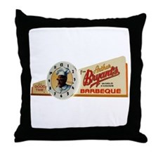 It's Time for Bryant's Throw Pillow
