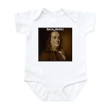 Ben Franklin Infant Bodysuit