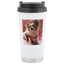 FOREVER LOVE Ceramic Travel Mug