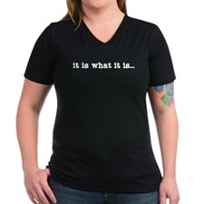 It is what it is... Shirt
