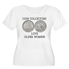 Older Women T-Shirt