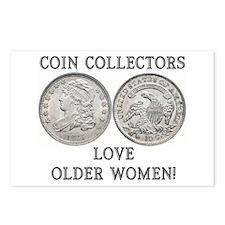 Older Women Postcards (Package of 8)