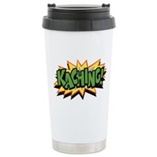 Ka-Ching! Ceramic Travel Mug